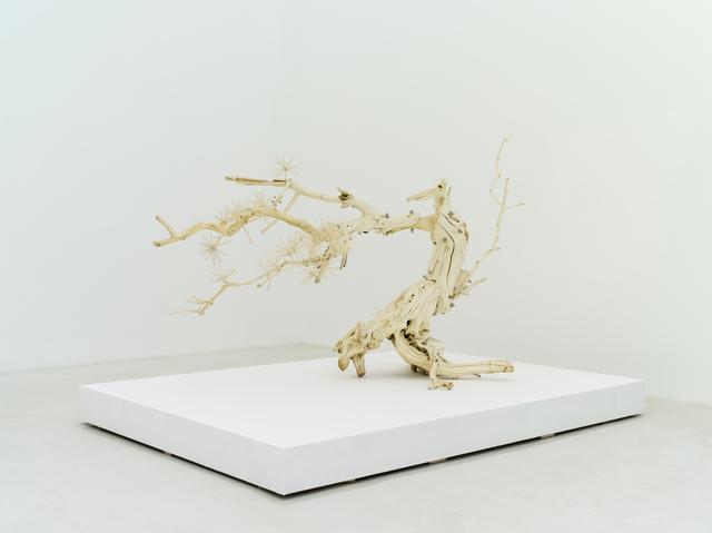 , '横岫 Distant Hills,' 2015, PIFO Gallery