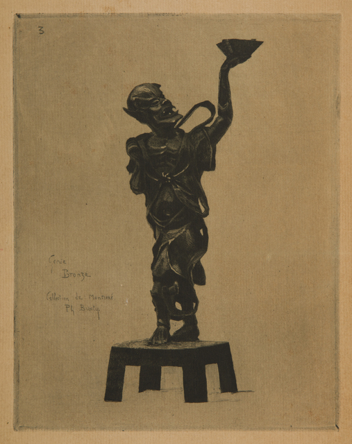 , 'Japonisme: Genie bronze,' 1875, Childs Gallery