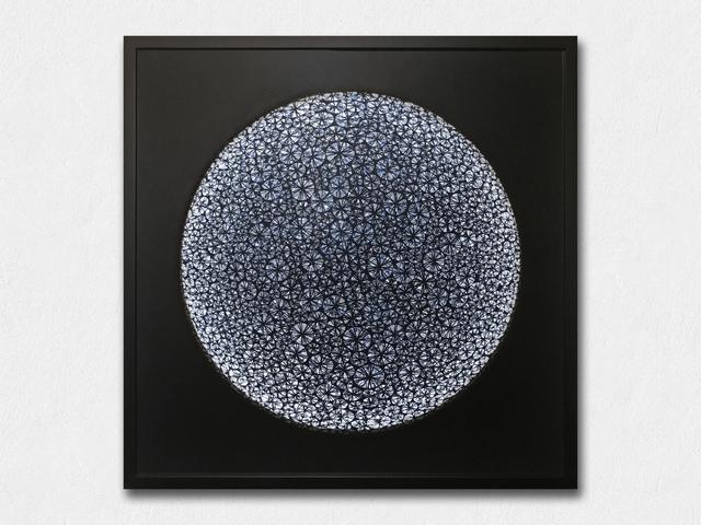 , 'Contemplación Black,' 2019, Galeria Elvira Moreno