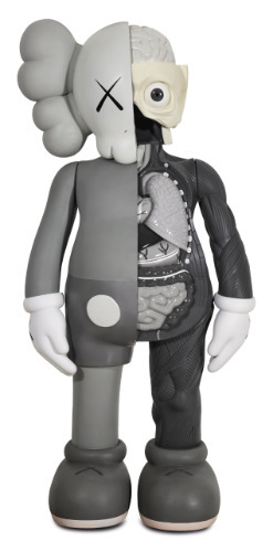 KAWS, 'DISSECTED COMPANION GREY', 2007, Dope! Gallery