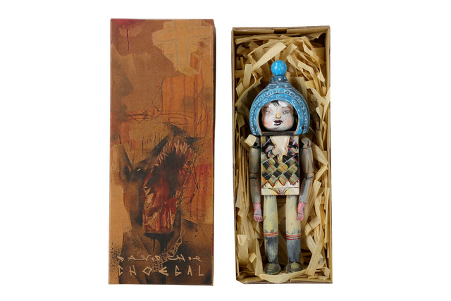 David Choe, 'Choegal, 2008', Chiswick Auctions