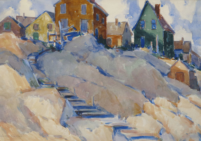 Walter Farndon, 'Steps to the Beach', 19th -20th Century, Vose Galleries