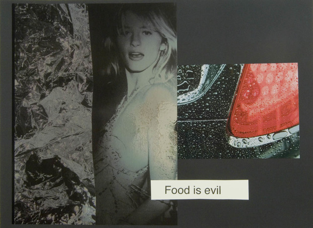 , 'Food is Evil,' 2006, Gallery Neptune & Brown