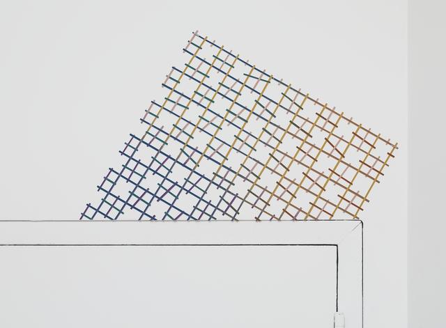 , 'Cut Light (Threshold),' 2015, Minus Space