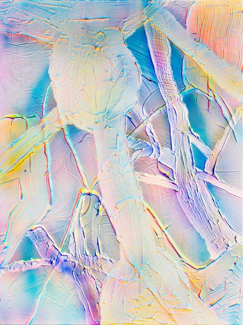 , 'Leaf Sinew Stall,' 2016, Projet Pangée