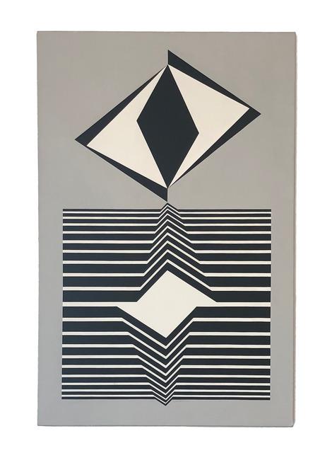 Victor Vasarely, 'Hazay-a', 1968, L&E Private Art Collection