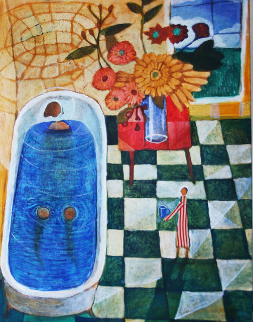 , 'The Bath,' , Clark Gallery
