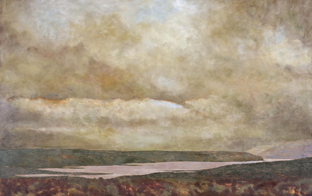 , 'January on Drakes Bay,' 2013, Seager Gray Gallery