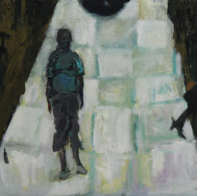 , 'Dance-floor rejection,' 2018, Castlegate House Gallery