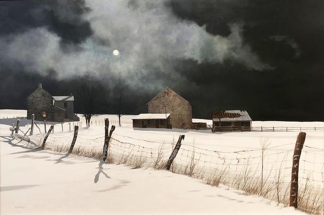 Peter Sculthorpe, 'Storm Break at Midnight', 2017, Somerville Manning Gallery