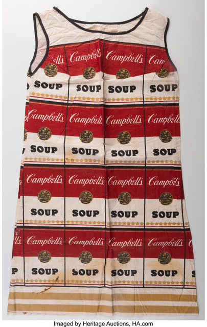 Andy Warhol, 'The Souper Dress (Limted Edition)', 1966-67, Heritage Auctions