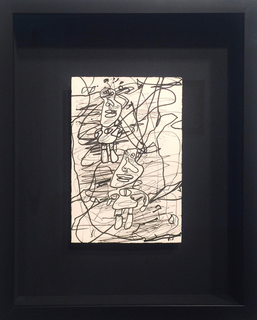 , 'Dessin Bonpeit beau neuille ,' 1982, Rosenfeld Gallery LLC