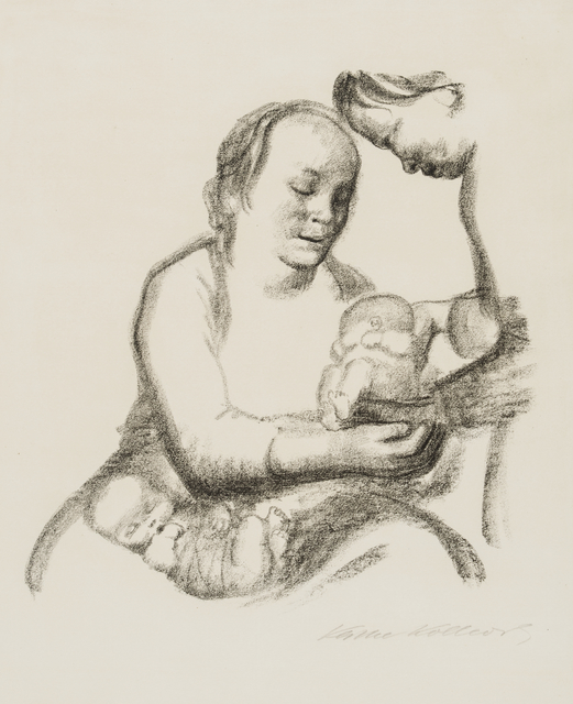 Käthe Kollwitz, 'Mothers, Give of Your Abundance!', 1926, Galerie St. Etienne