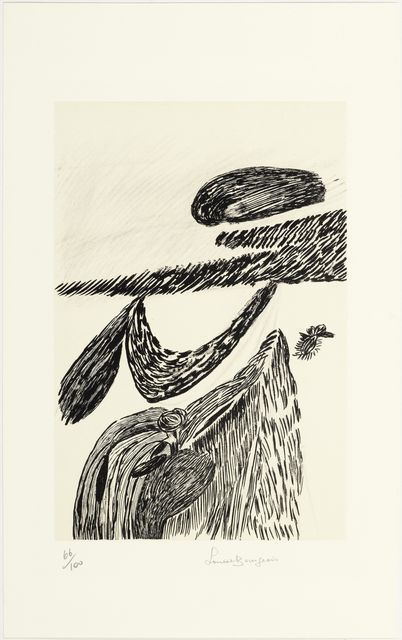 Louise Bourgeois, 'Inner Life', 1984, Koller Auctions