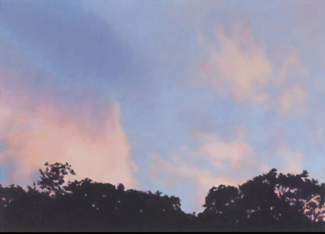 , 'Spirit Clouds II,' 2017, DANESE/COREY