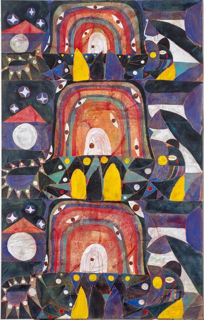 , 'Bocca Baciata LIX,' 2014, Galleri Nicolai Wallner