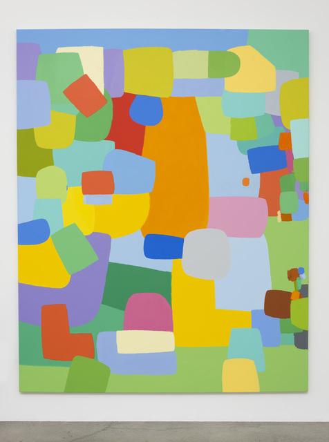 , 'Cactus,' 2017, Galeria Luisa Strina