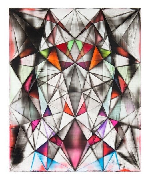 , 'Rhombus (Cat),' 2013, Jessica Silverman Gallery