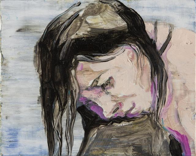 , 'head,' 2014, galerie burster