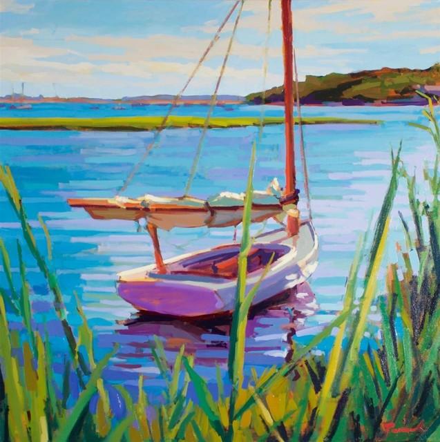, 'Afternoon Mast,' , LaMantia Fine Art Inc.