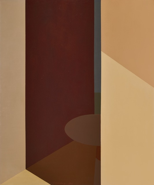 , 'Interior with Table,' 1960, Louis Stern Fine Arts