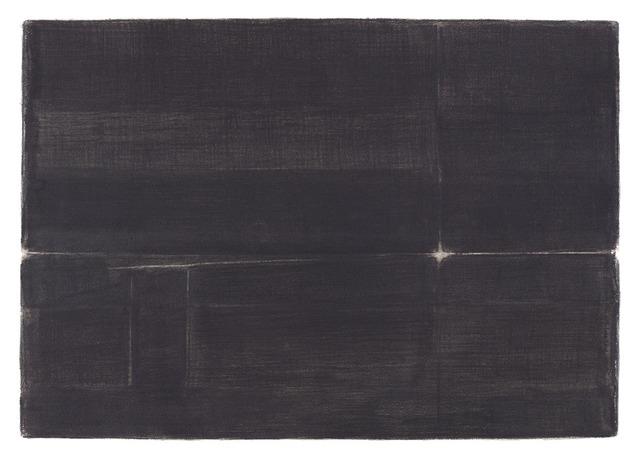 , '石墨铅笔 Graphite pencil on papier,' 2015, Amy Li Gallery