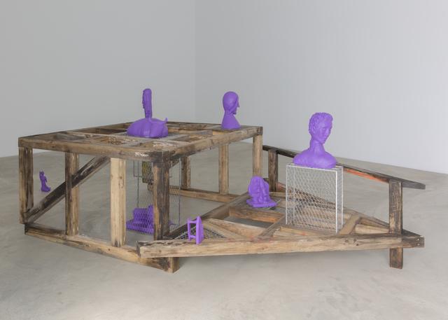 Lena Henke, 'Die Kommenden II', 2018, Bortolami