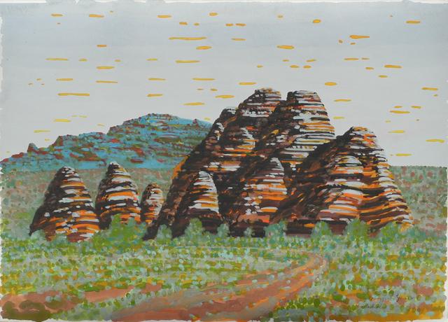 , 'Cathedrals,' 2001, Charles Nodrum Gallery