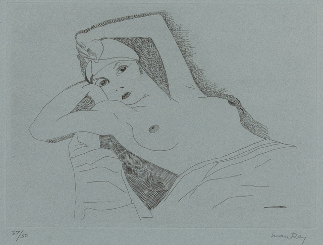 , 'Kiki Lying Down,' 1971, Childs Gallery