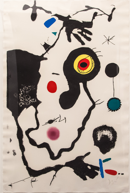 Joan Miró, 'Barcelona (Cramer BKS. 173)', 1973, Artrust