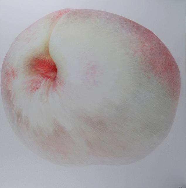 , 'Peach 13,' 2013, Chambers Fine Art