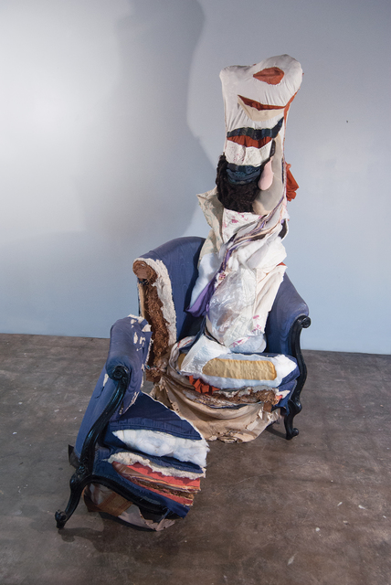 , 'Parlor Ghost,' 2018, The Ernest G. Welch School of Art & Design at Georgia State University