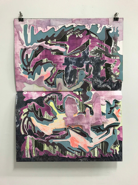 , 'March 29 2016,' 2016-2018, 1969 Gallery