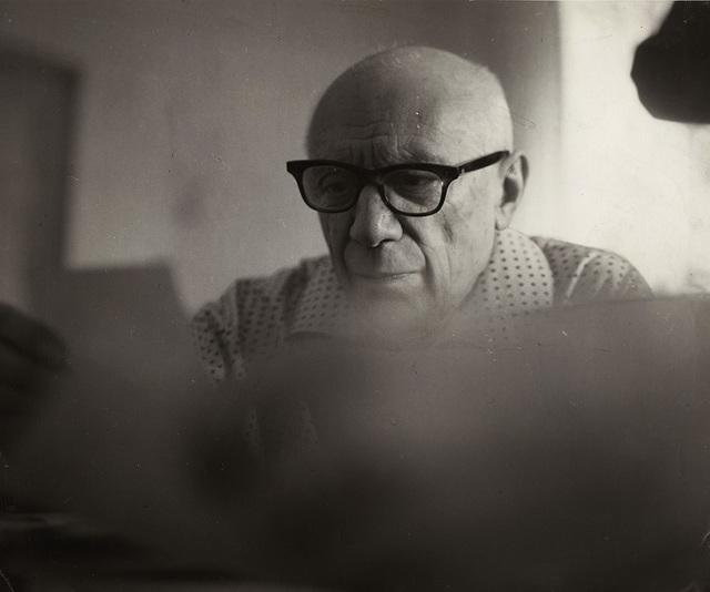 Brassaï, 'Picasso Reading', 1966/1966, Contemporary Works/Vintage Works