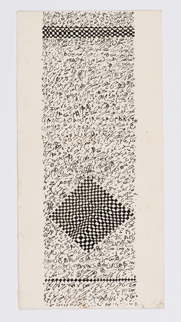 , 'Untitled,' ca. 1960, Vigo Gallery