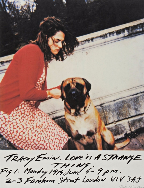 , 'Love is a Strange Thing,' 2000, Alpha 137 Gallery