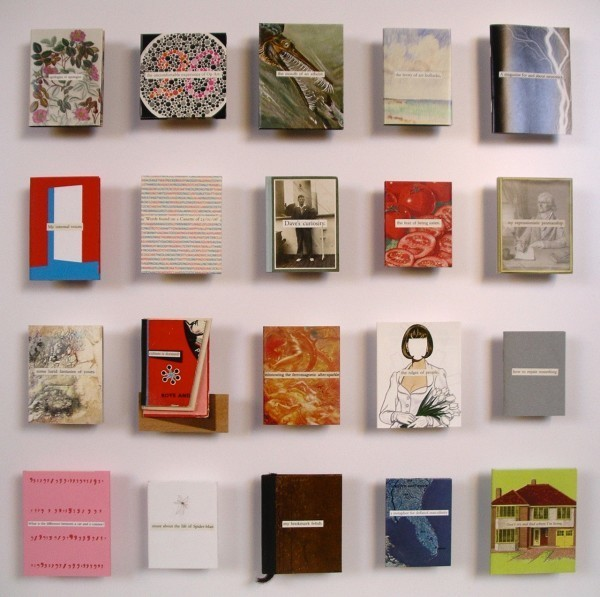 , 'Twenty Books,' 2018, After Nyne Gallery