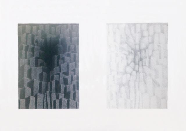 , 'Sans titre (D4-2015-75), 2015,' 2015, Ditesheim & Maffei Fine Art