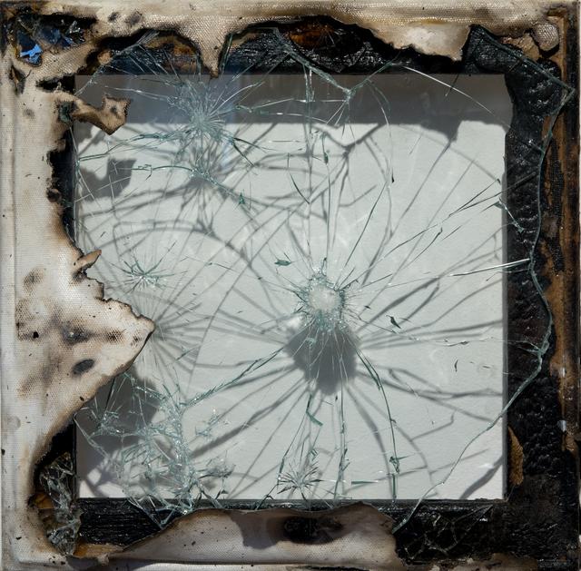 """, '""""Burned & Broken #15"""",' , Novado Gallery"""