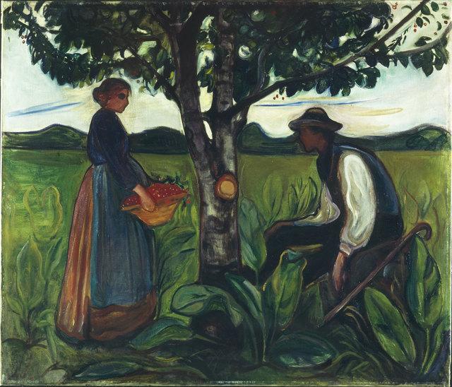 , 'Fertility,' ca. 1899, Van Gogh Museum