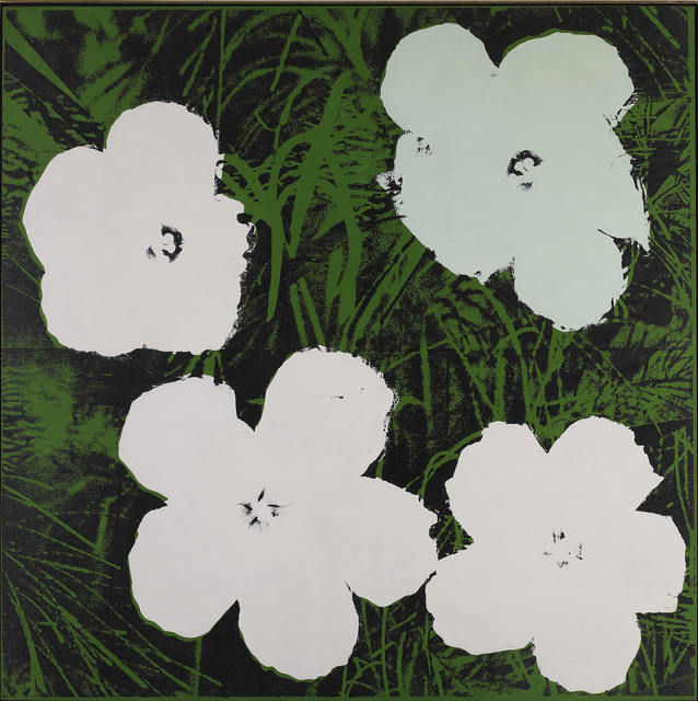 , 'Flowers,' 1965, Leeum, Samsung Museum of Art