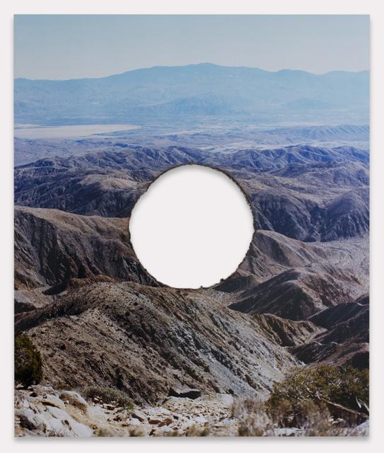 Letha Wilson, 'Joshua Tree Steel Cut (Hole) ', 2015, GRIMM