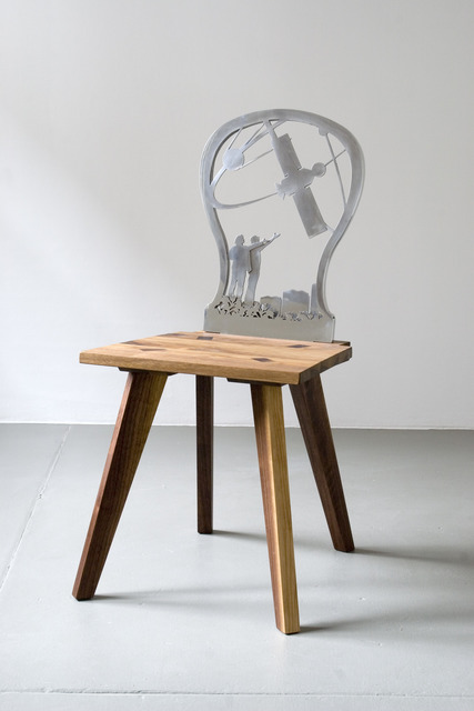Kranen / Gille, 'A ''Baikonur''   Chair', 2007, Priveekollektie Contemporary Art   Design