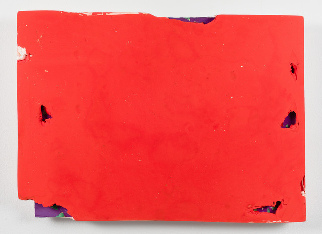 , 'Untitled (Red),' 2013, MARTOS GALLERY
