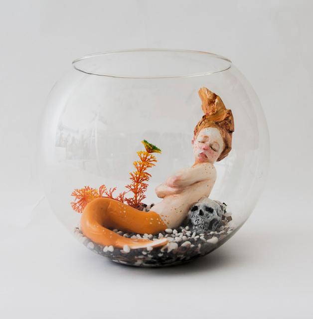 , 'Sleepy Mermaid,' 2016, Dan Gallery