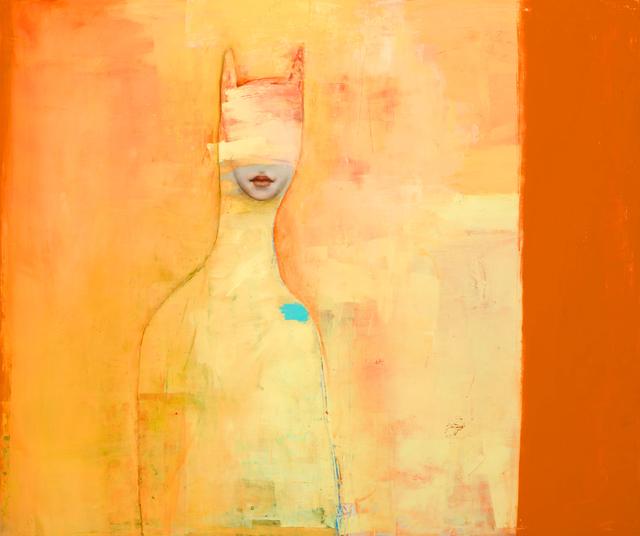 , 'Bastet,' 2018, M.A. Doran Gallery