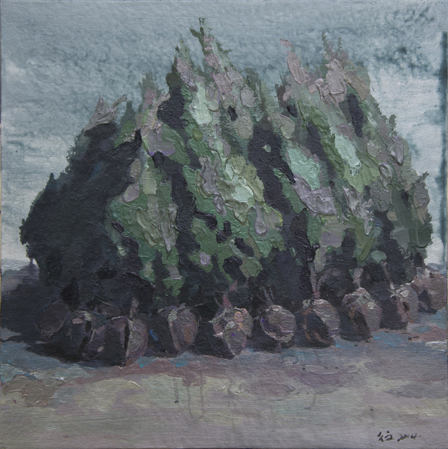 , 'Pine Tree No.3,' 2014, Leo Gallery