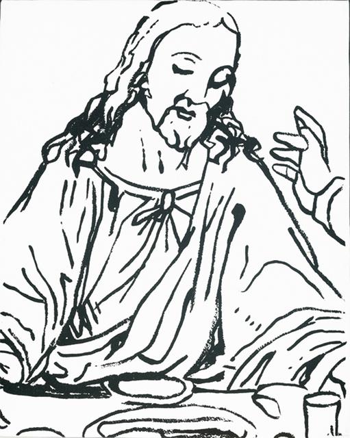 , 'The Last Supper,' 1985-1986, Joseph K. Levene Fine Art, Ltd.