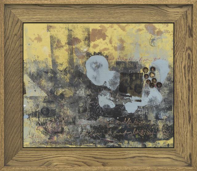 , 'Private Eye,' 2017, Zeno X Gallery