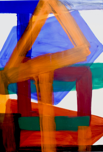 , 'Estland,' 2018, Galerie Brigitte Schenk